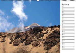 Teneriffa Planer Teil 1 (Wandkalender 2016 DIN A2 quer)