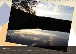 Country-Skylines (Wall Calendar 2015 DIN A3 Landscape)