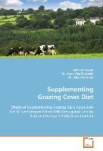 Supplementing Grazing Cows Diet