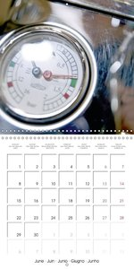 Coffee Hour: The world of baristas (Wall Calendar 2015 300 × 300