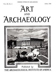 Art and Archaeology, Vol. 9, No. 4