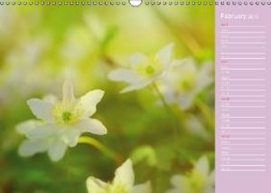 Flowers Joy Great Britain Calendar Edition (Wall Calendar 2015 D