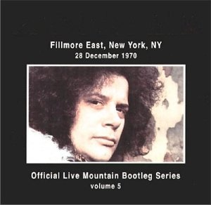Live At The Filmore East,New York 1970