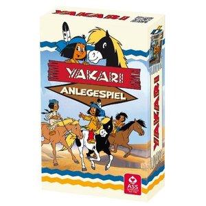 Yakari Anlegespiel in Stülpschachtel