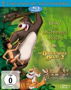 Das Dschungelbuch 1+2