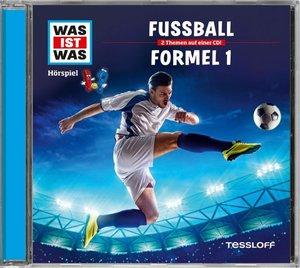 Was ist was Hörspiel-CD: Fußball/ Formel 1
