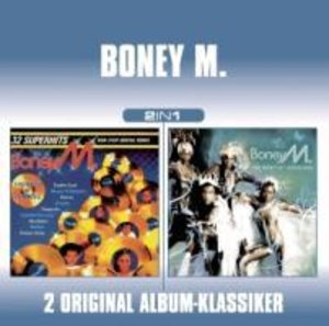 Boney M.-2 in 1 (In The Mix/The Best 12inch Vers