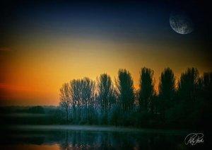 Zwischenwelten, Zeiten zwischen Tag und Nacht (Posterbuch DIN A2