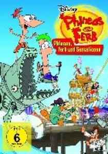 Phineas und Ferb - Phineas, Ferb und Sensationen
