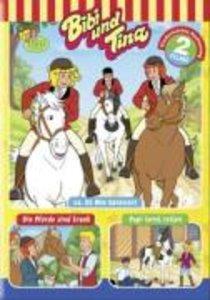 Bibi und Tina. Die Pferde sind krank / Papi lernt Reiten