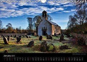 Ireland Monuments 2015 (Wall Calendar 2015 DIN A4 Landscape)