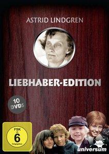Astrid Lindgren: Liebhaber-Edition (10 DVDs)