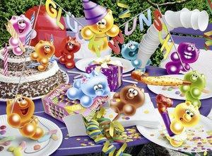 Gelini: Geburtstagsparty. Puzzle 300 Teile XXL