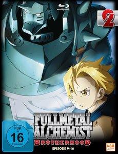 Fullmetal Alchemist: Brotherhood - Volume 2: Folge 09-16