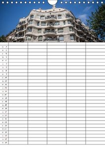 Barcelona - Kataloniens Hauptstadt (Wandkalender 2016 DIN A4 hoc
