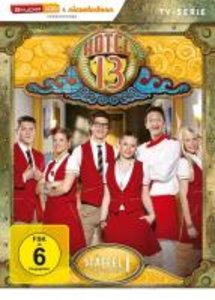 Hotel 13 Box Staffel 1,Teil 3 (3 DVDs )