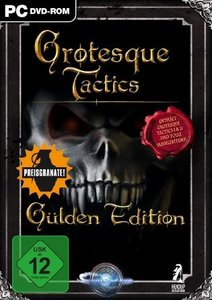 Grotesque Tactics - Gülden Edition