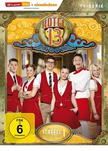 Hotel 13 Box Staffel 1,Teil 3 (3 DVDs )