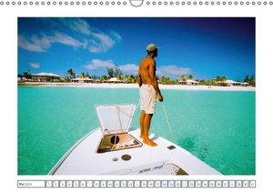 Bahamas: Komm baden (Wandkalender 2016 DIN A3 quer)