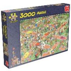 Jumbo Spiele 17220 - JVH: Midget Golf, 3000 Teile