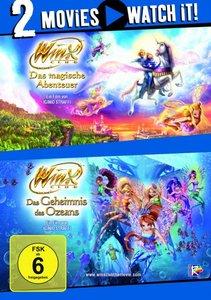 Winx Club - Das Magische Abenteuer & Das Geheimnis des Ozeans