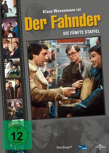 Der Fahnder - 5. Staffel