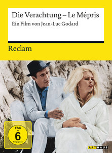 Die Verachtung - Le Mépris, 1 DVD