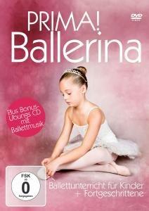 Prima! Ballerina-Ballettunterricht Für Kinder