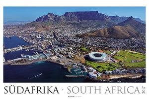 Südafrika 2017 - Bildkalender - (68 x 46)