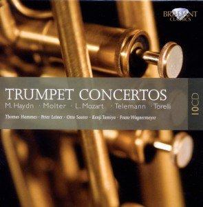 TRUMPET CONCERTOS/Trompeten Konzerte