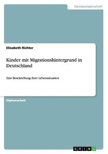 Kinder mit Migrationshintergrund in Deutschland