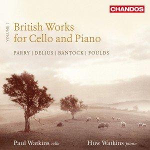 Britische Werke für Cello und Klavier Vol.1