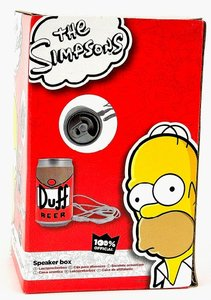 United Labels 0112237 - Simpsons: Lautsprecher, Duff Beer