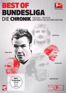 BEST OF BUNDESLIGA-Die CHRONIK (1963-2014