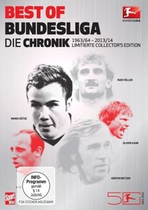 BEST OF BUNDESLIGA-Die CHRONIK (1963-2014