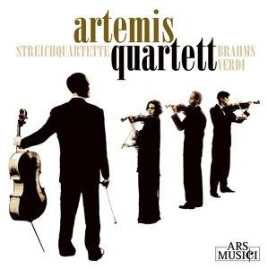Brahms/Verdi: Streichquartette