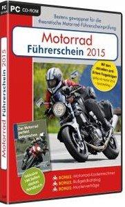 Motorrad Führerschein 2015 - So gelingt Ihre Prüfung!
