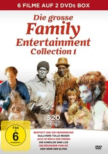 Die große Family Entertainment Collection 1 (DVD)