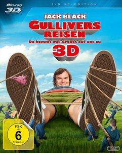 Gullivers Reisen - Da kommt was Großes auf uns zu 3D
