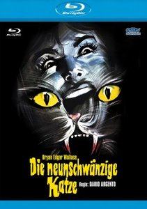 Die neunschwänzige Katze (Blu Ray)