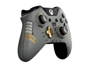 Microsoft - Branded Wireless Controller CoD AW - Call of Duty Ad