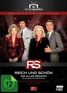 Reich und Schön - Box 1: Wie alles begann (Folge 1-25)