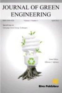Journal of Green Engineering 3-3