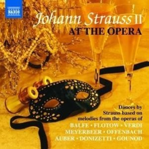 Johann Strauss at the Opera