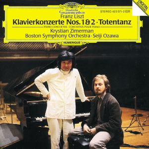 Klavierkonzerte 1+2/Totentanz