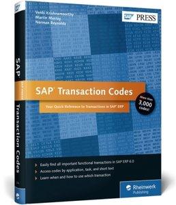 SAP Transaction Codes