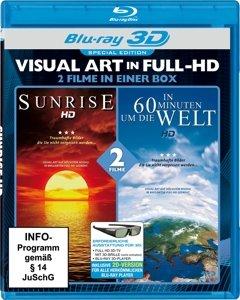 Visual Art 3D: In 60 Minuten um die W (Blu-ray 3D)