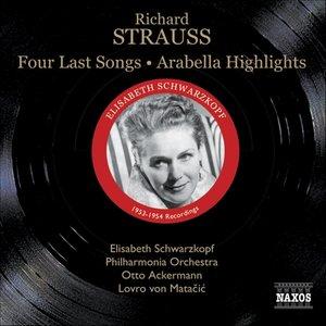 Vier Letzte Lieder/Arabella (QS)