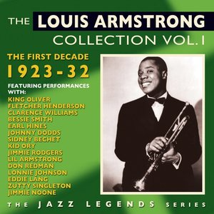 The Louis Armstrong Col.Vol.1: The First Decade