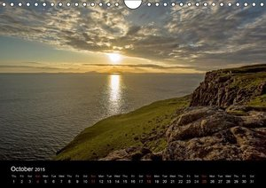 Skye - Scottish islands (Wall Calendar 2015 DIN A4 Landscape)